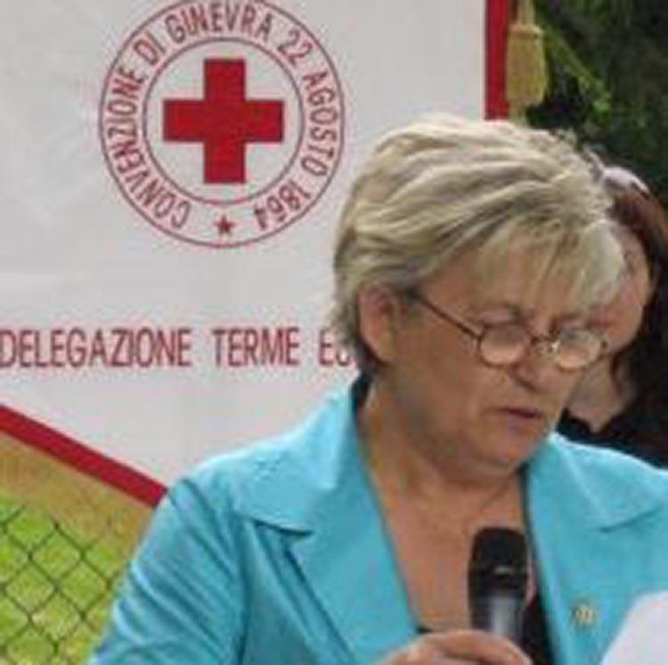 Fiorella Pedron presidente